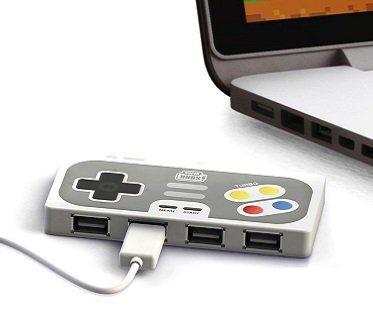 Game Controller USB Hub
