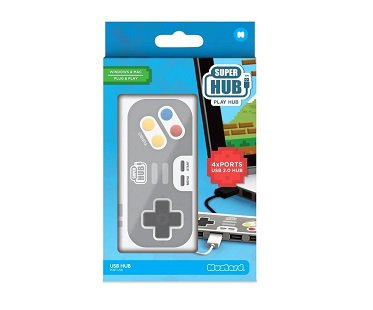 Game Controller USB Hub pack
