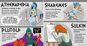 Gods Of The Internet College Humor