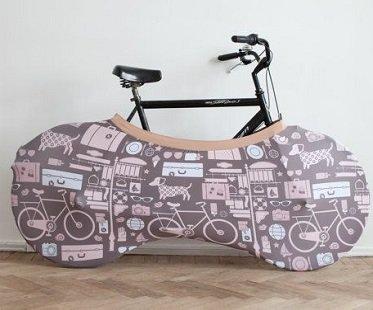 Indoor Bike Storage Cover sock