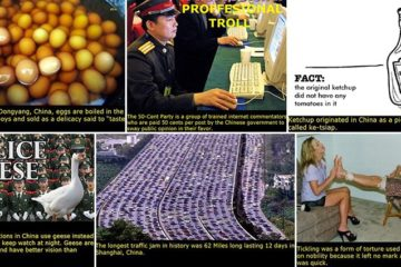Interesting Facts China