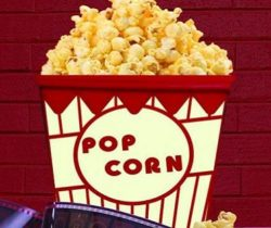 Microwave Popcorn Container