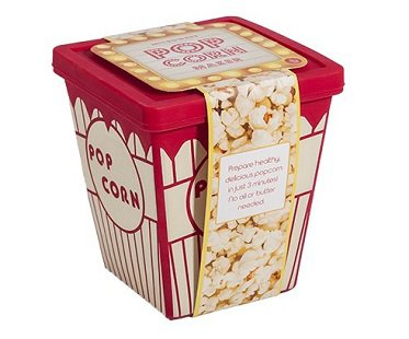 Microwave Popcorn Container maker