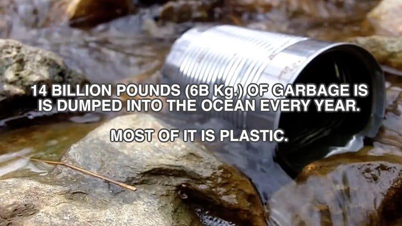 Most Plastic
