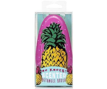 Pineapple Scented Hairbrush box
