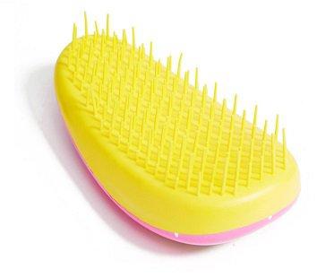 Pineapple Scented Hairbrush de-tangle
