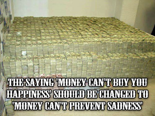 Prevent Sadness