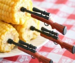 Rifle Corn Holders