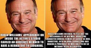 Robin Williams Facts