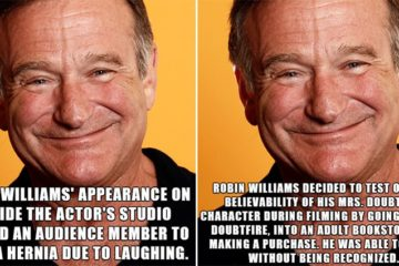 Robin Williams Facts