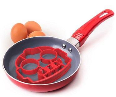 Robot Egg Mold fried