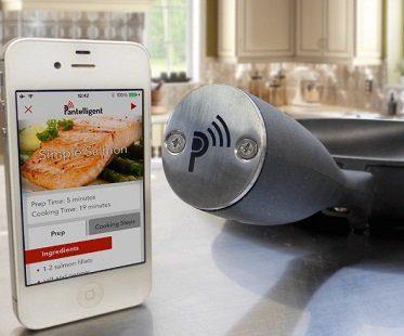 Smart Frying Pan