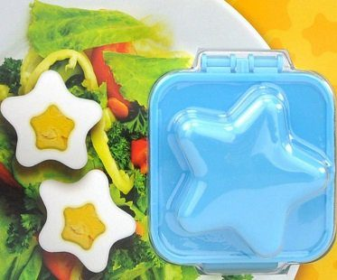 Star-Shaped Boiled Egg Mould