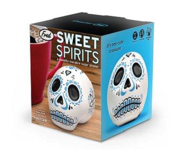 Sugar Skull Sugar Shaker box