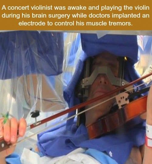 Surgery Violin