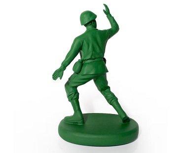 Toy Soldier Door Stop home
