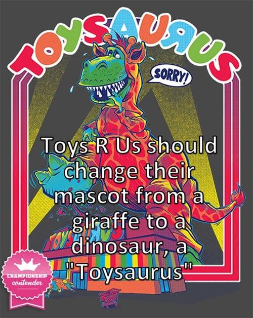 Toysaurus