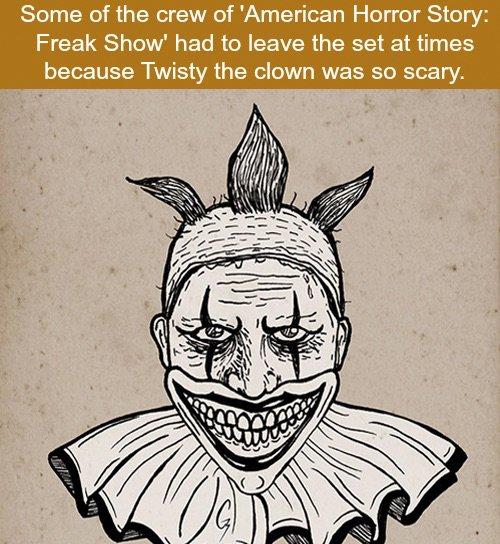 Twisty Clown
