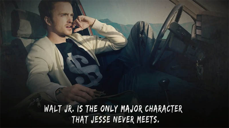 Walt Jr Jesse