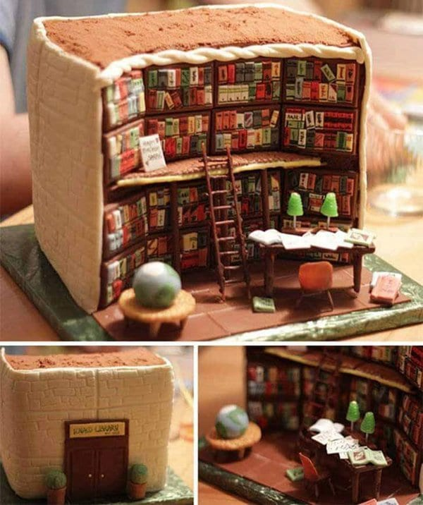 awesome-cakes-library