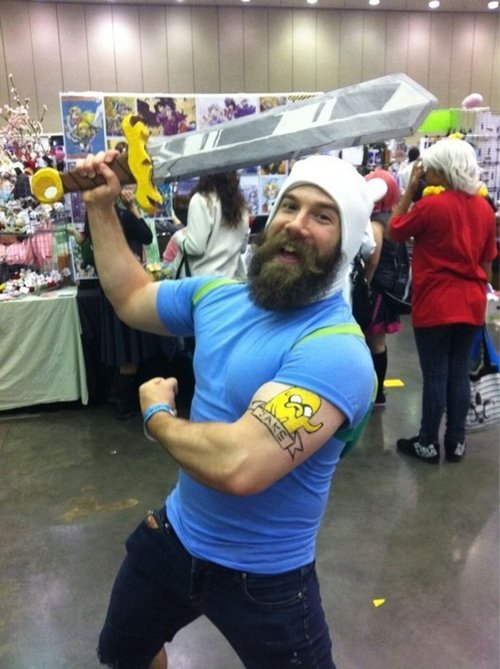 awesome-cosplay-finn