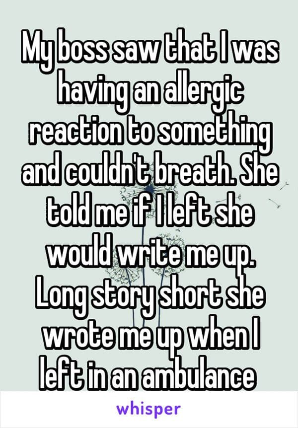 boss-horror-stories-allergic