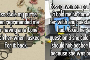 boss horror stories part one