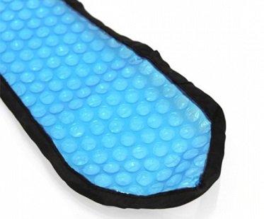 bubble wrap tie