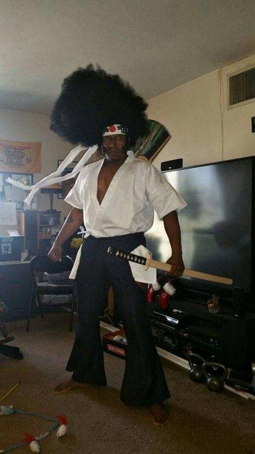 cosplay-afro-samurai