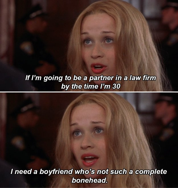 Elle In Legally Blonde 114