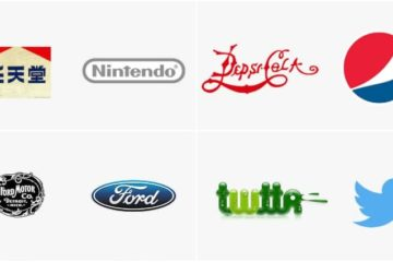 iconic logos part one