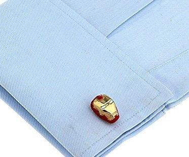 iron man cufflinks marvel