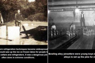 jobs that no longer exist