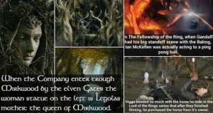 lotr facts part one