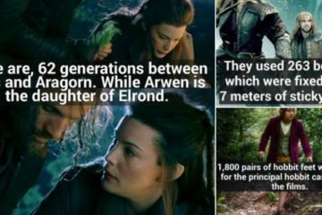 lotr facts part two