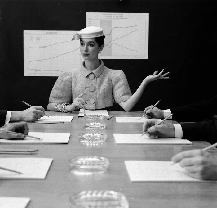 nina-leen-vintage-photos-boardroom