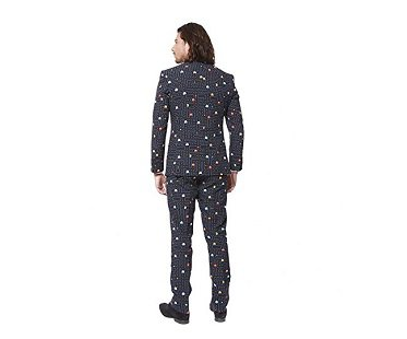 pac-man suit jacket