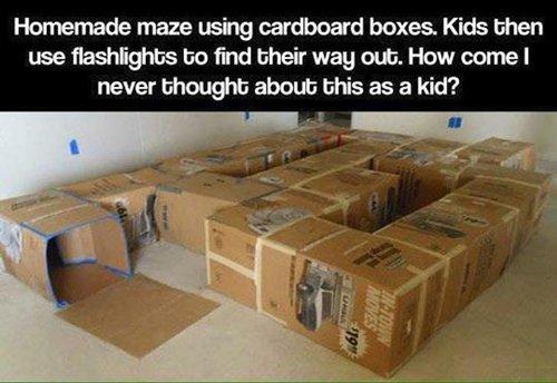 parenting-hacks-maze