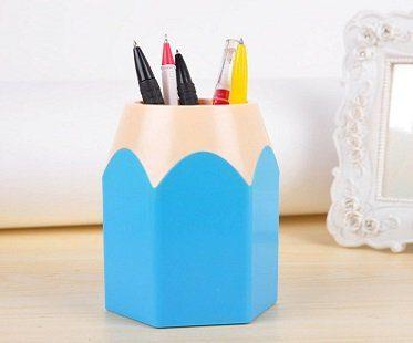 pencil pot desk tidy