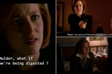 scully role model