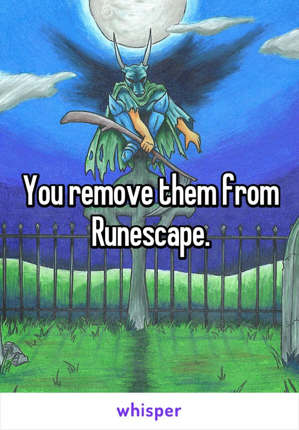 signs-your-over-your-ex-runescape