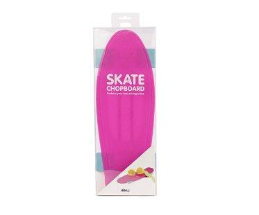 skateboard chopping board box