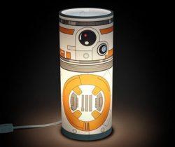 star wars bb-8 lamp light