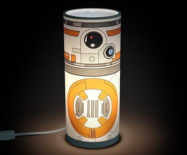 star wars bb-8 lamp light
