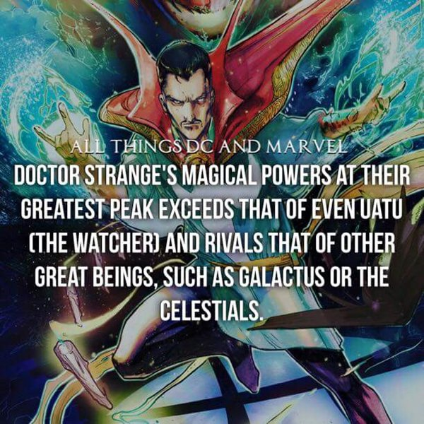 13 Awesome Superhero Facts You Probably Didn't Know