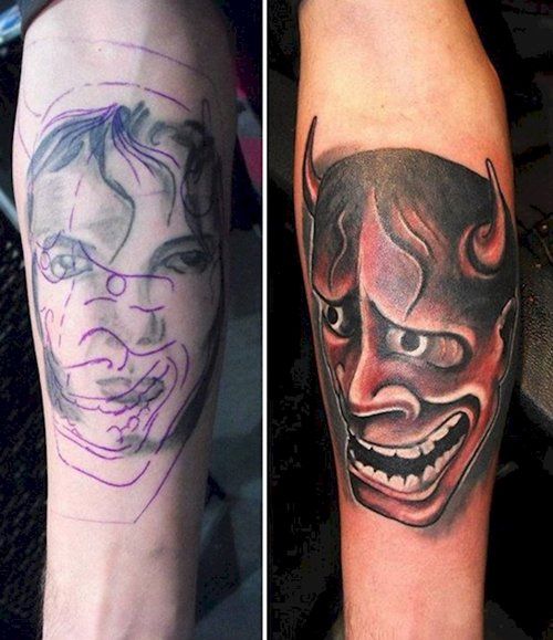 tattoo-cover-ups-satan