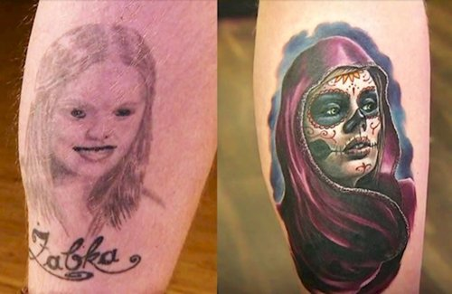 13 Of The Best And Worst Tattoo Cover Ups Ever