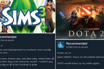 video game reviews