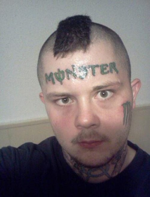 worst-tattoos-monster