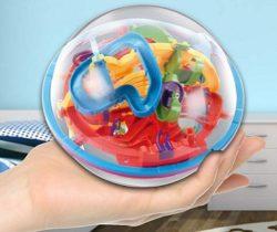 3D Maze Puzzle Ball